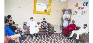 'We weren't expecting Oyo deputy gov' — Ajimobi's family speaks on Fidau snub