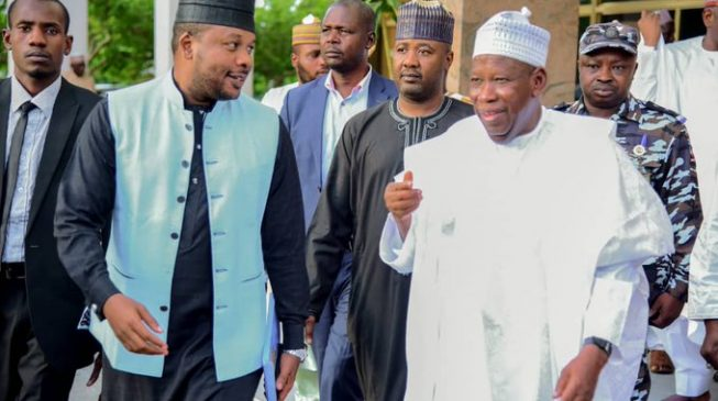 Ganduje lifts lockdown, bans street hawking