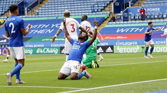 EPL: Iheanacho scores again as Leicester, Man United, Chelsea secure win in tight race for top 4