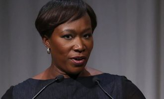 Joy Reid becomes first black woman to anchor MSNBC's evening news show