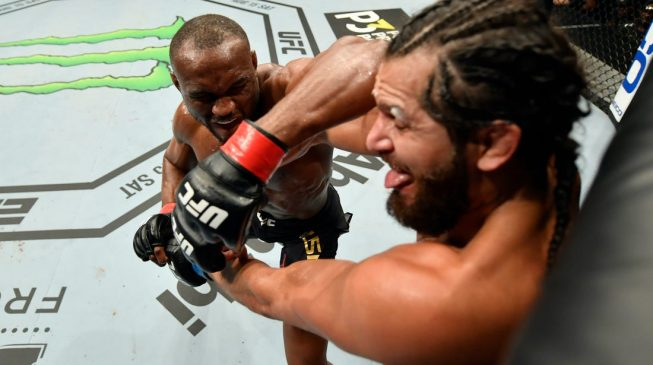 Usman eyes Masvidal rematch, would 'try to get that finish standing'