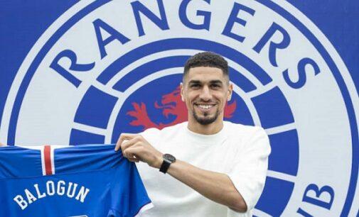 Leon Balogun joins Rangers