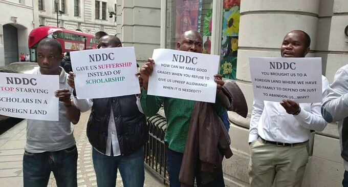 Pay tuition fees of students stranded abroad, NiDCOM tells NDDC