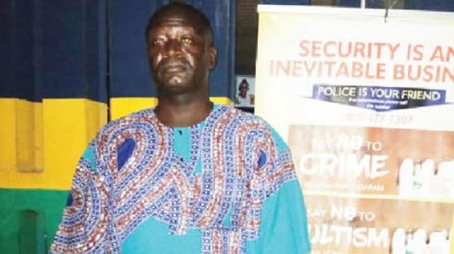 Police arrest pastor who 'raped daughter for five years'