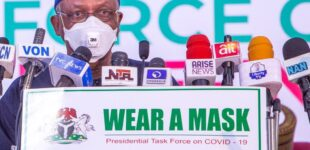Ehanire: Nigeria now experiencing third wave of COVID-19