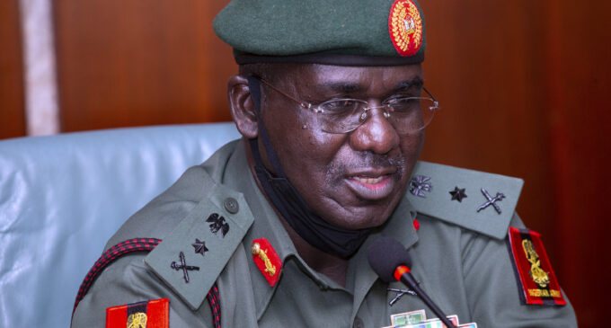 Leave army out of #EndSARS protest: Open letter to General Buratai