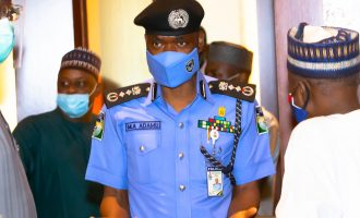 IGP recalls key police officers attached to EFCC