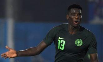 Paul Onuachu, Super Eagles forward, tests positive for COVID-19