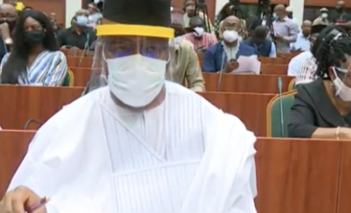 Akpabio appears before reps panel probing NDDC
