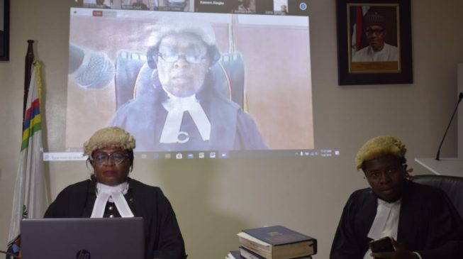 Supreme court rules: Virtual court proceedings not unconstitutional