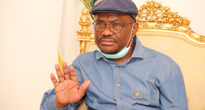 Wike: Security, economy… everything has collapsed in Nigeria