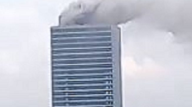 Fire breaks out at Abuja World Trade Centre
