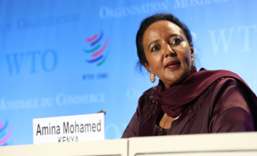 Kenya's candidate to WTO members: Don't penalise Africa for fielding three heavyweights