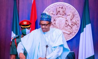 Can Buhari separate two chickens in a fight?