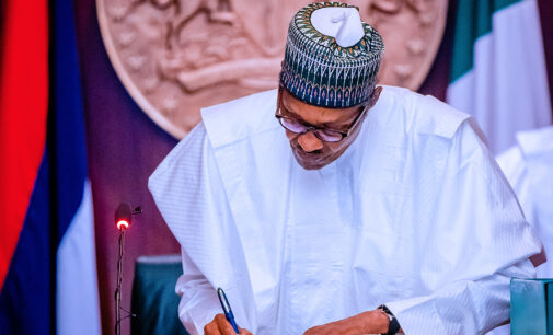 Buhari transfers NIMC to ministry of communications and digital economy