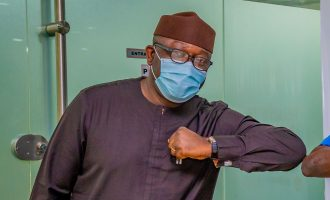 Fayemi tests positive for COVID-19