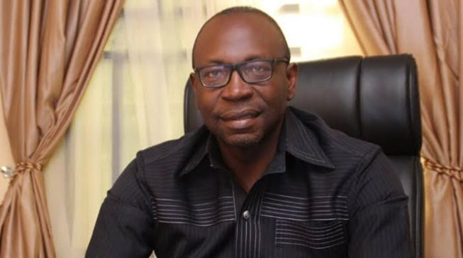 'N700m fraud': Absence of judge stalls Ize-Iyamu's trial
