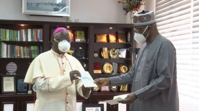 COVID-19: Not much has been done at health facilities we offered FG, says Catholic archbishop