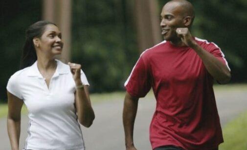 Five health benefits of walking