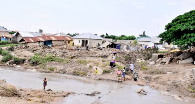 Flood: FCTA begins demolition of 102 homes in Gwagwalada