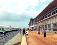 Lagos-Ibadan rail to commence operations in September