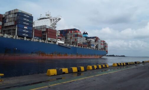 Largest shipping vessel: Residents hail NPA, say Onne is ready for business