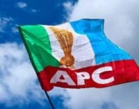 'Nomination form is N20m' — APC fixes June 26 for Anambra guber primary poll
