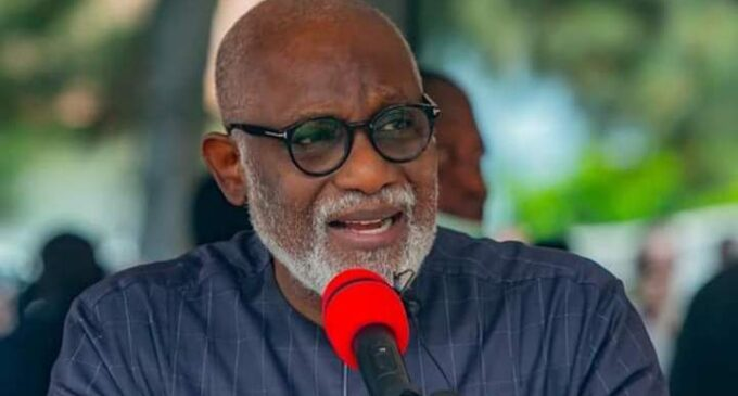 'You're unfit for public office' — Akeredolu hits Bauchi gov over defence of armed herders