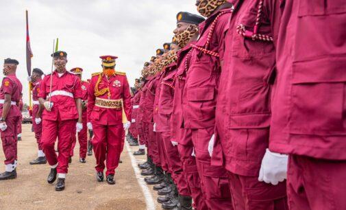 Akeredolu inaugurates Amotekun in Ondo