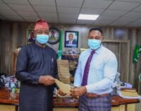 Buhari appoints Amokachi as special assistant on sports