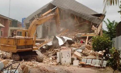 FCTA commences demolition of 'RUGA settlements' along airport corridor