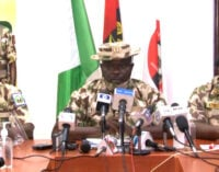 Military to Zulum: Stop demoralising soldiers with your comments