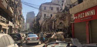 Death toll in Lebanon explosion rises to 100