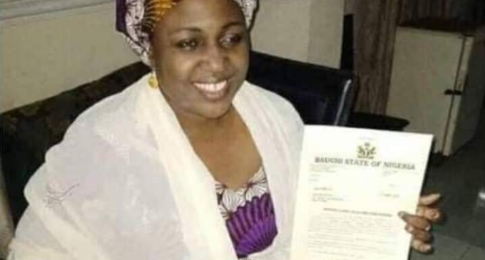 EXTRA: Bauchi gov appoints special assistant on unmarried women affairs