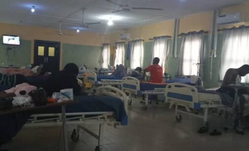 Abayomi: At least one in two beds in Lagos COVID-19 care hospitals occupied