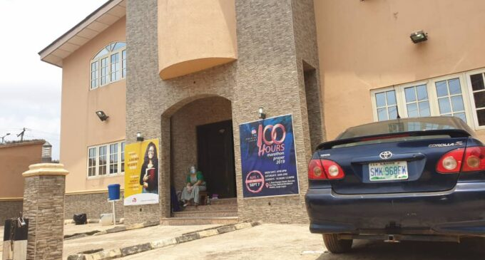 COVID-19: Low turnout as Lagos churches reopen after 4-month closure