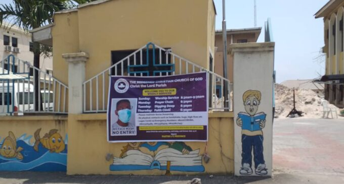 CAN: We support govt's plan to shut down churches flouting COVID-19 protocol in Oyo