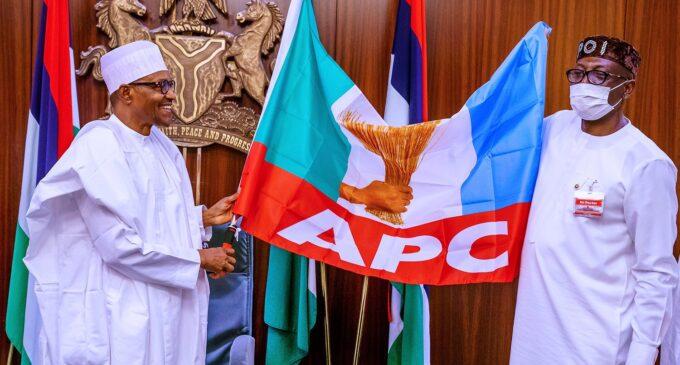 Buhari's endorsement of Ize-Iyamu is a 'dent on anti-corruption war'