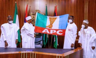Edo guber: Buhari endorses Ize-Iyamu