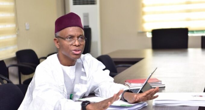 'Nigerians can live wherever they want' — el-Rufai condemns eviction of herders
