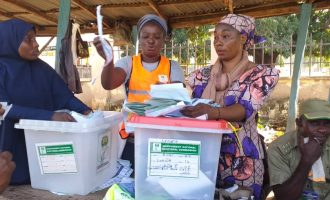 INEC launches portal for live transmission of results from polling units