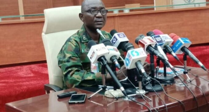 DHQ: Nothing new about US intel on Al-Qaeda infiltrating north-west