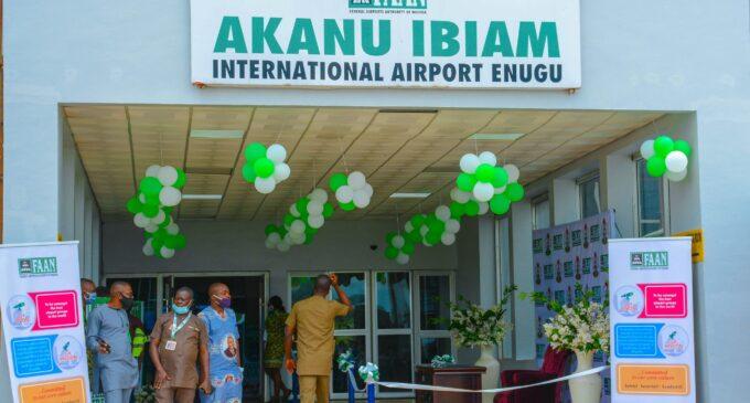 Igbo group applauds Buhari for Enugu airport rehabilitation