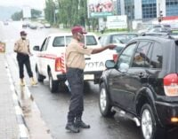 Reps consider bill to prevent FRSC personnel from carrying guns
