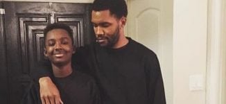 Frank Ocean's brother 'dies in car accident'
