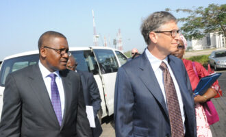 Bill Gates: We're not done yet… until polio is beaten everywhere, it can return