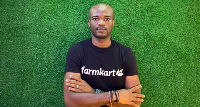 There is a maize pandemic in Nigeria, says Farmkart CEO