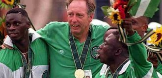 I'm yet to receive Olympic gold medal we won in 1996, says ex-Nigerian coach