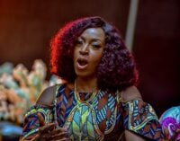 'Have you been tear-gassed before?' — Kate Henshaw hits critics seeking celebrity protest