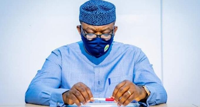 Fayemi suspends principal over absence from duty